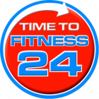Time To Fitness 24 Logo